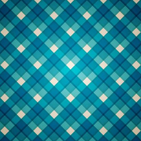 藍清潔矢量抽象無縫對角線背景圖案