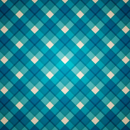 Blue clean vector abstract seamless diagonal background pattern