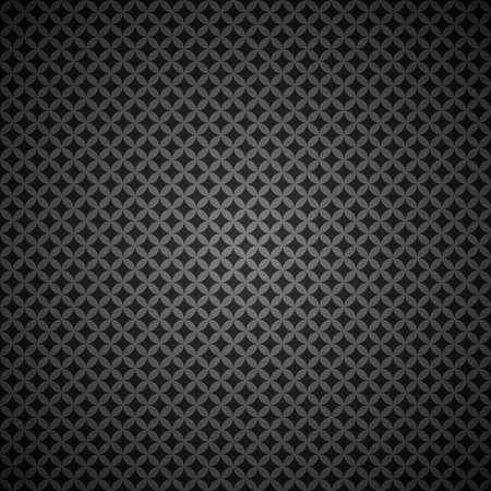 Gray vector abstract tiling background pattern