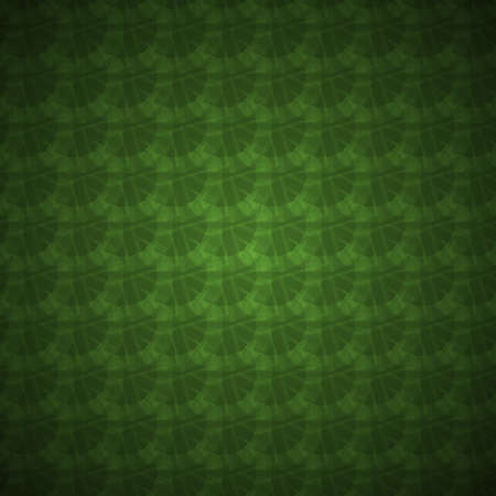 Green vector abstract tiling background pattern Illustration