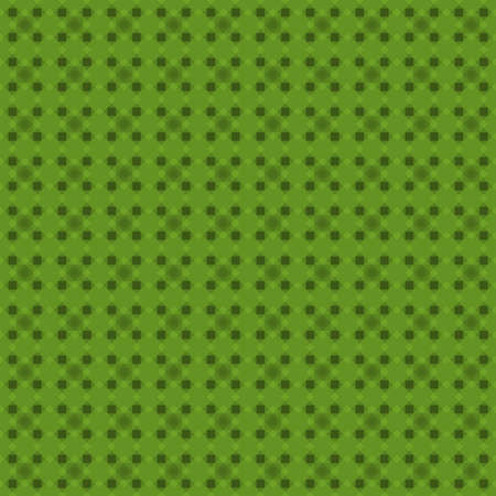 tilling: Green vector checked retro background pattern Illustration