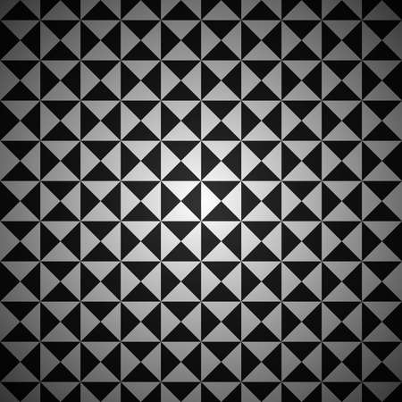 pave: Black and white clean vector abstract tiling background pattern Illustration