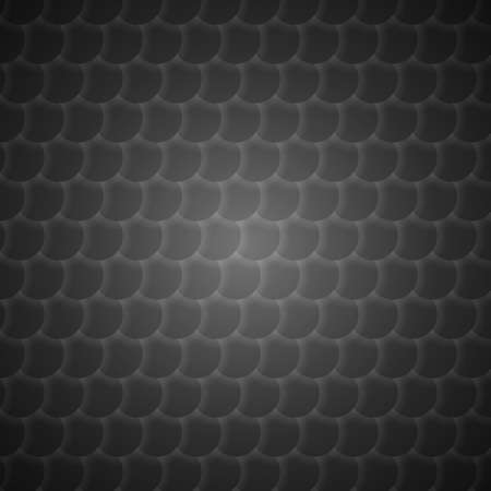 Dark clean vector scale seamless diagonal background pattern Vector