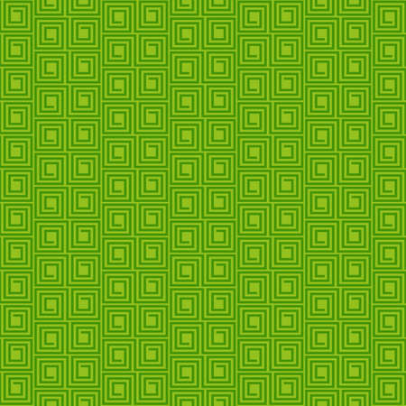 Green clean modern ornament seamless background pattern