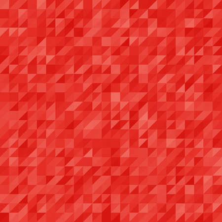Red clean small triangle seamless diagonal background pattern