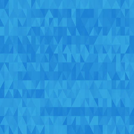 diamond shape: Blue clean diamond and triangle shape background pattern