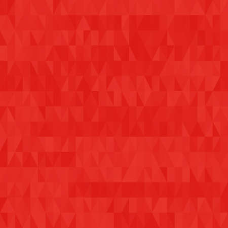 Red clean diamond and triangle shape background pattern