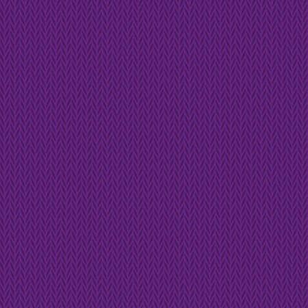 Indigo clean modern seamless knitted background pattern