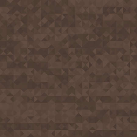 Brown clean seamless modern triangle background pattern