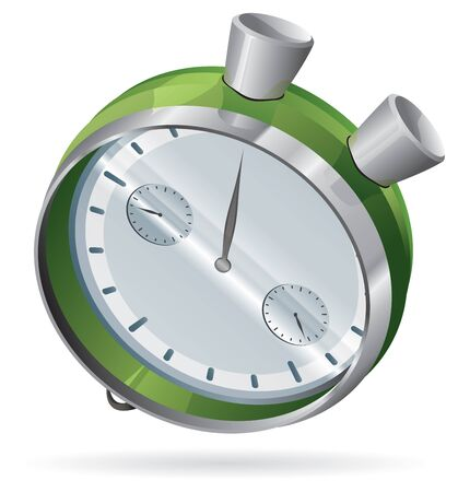 Chronometer Illustration