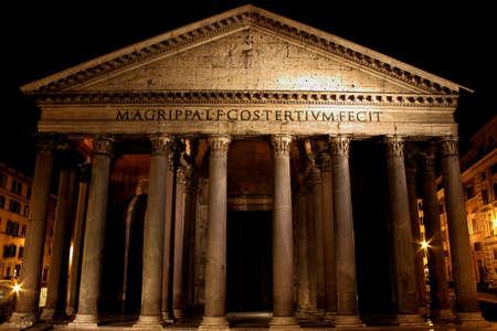pantheon: Pantheon - Rome, Italy