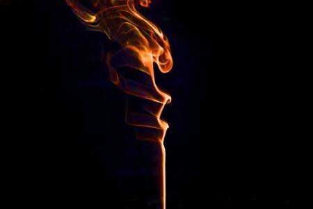Fire Smoke 版權商用圖片