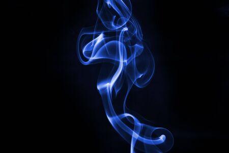 Blue Smoke 版權商用圖片