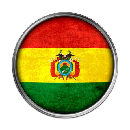 bandera de bolivia: Bot�n del indicador de Bolivia