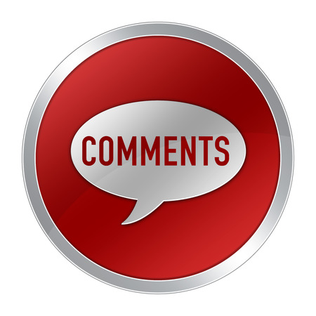COMMENTS button photo