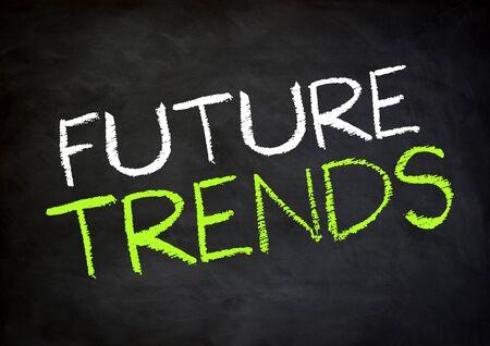 Future Trends Imagens - 41081944
