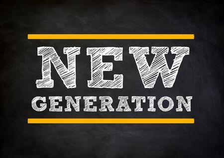 new generation: new generation