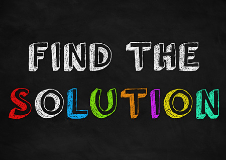solver: find the solution