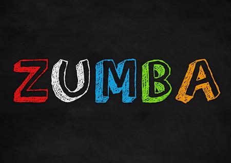 Zumba 免版税图像 - 42409417