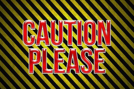 peril: Caution Please