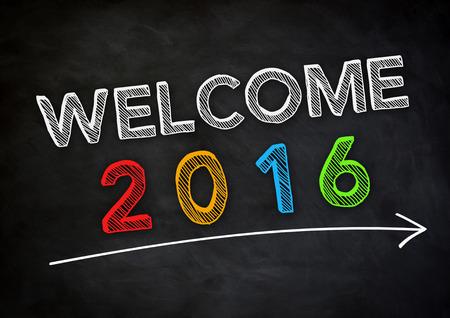 the welcome: Bienvenido 2016