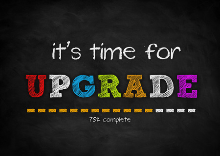 it is time for a UPGRADE Imagens - 54569945