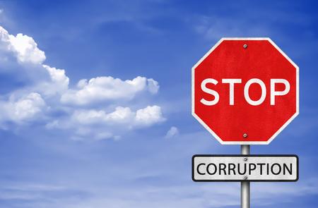 venality: Stop Corruption