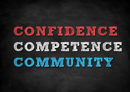 competence: confidence competence community