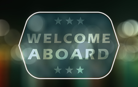 new recruit: Welcome aboard