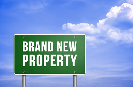 realestate: brand new property