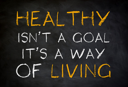 way of living: healthy living