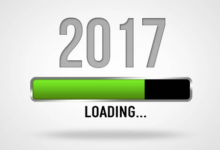 2017 loading - progress bar