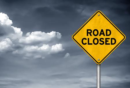 道路閉鎖・道路標識情報