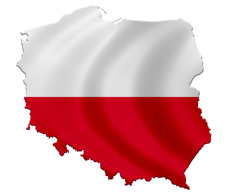 Poland - map icon