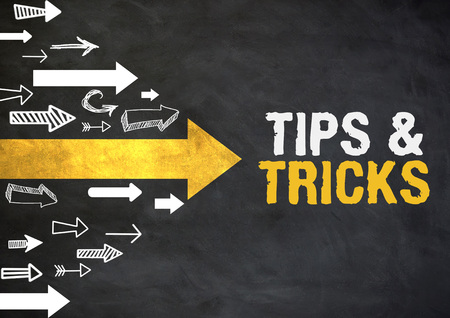 Helpful tips and tricks Imagens