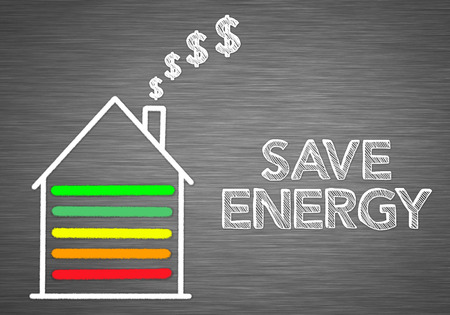Save Energy at Home Imagens