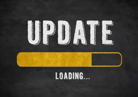 Update loading progress bar