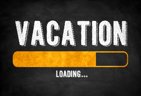 Vacation incoming Imagens - 108762239