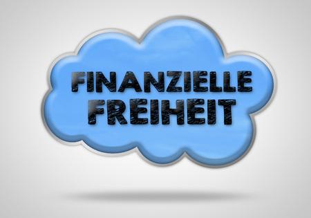 Finanzielle Freiheit Imagens - 108762241