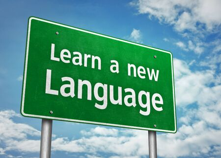 Learn a new Language - roadsign information