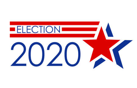Presidential Election 2020 in the United States of America 免版税图像