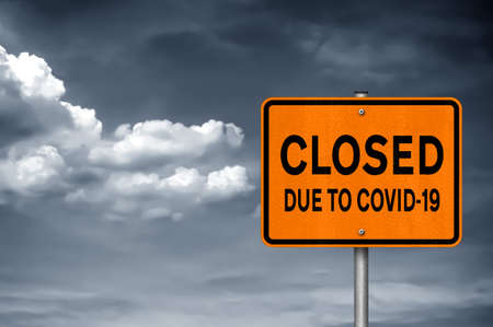 Closed due to Covid-19 - US traffic sign information