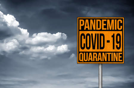 Pandemic Covid-19 quaratine
