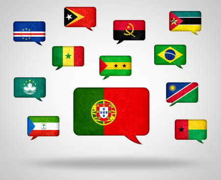 Portuguese language in the World - Different Countries with Portuguese as language