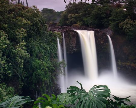 Rainbow Falls photo