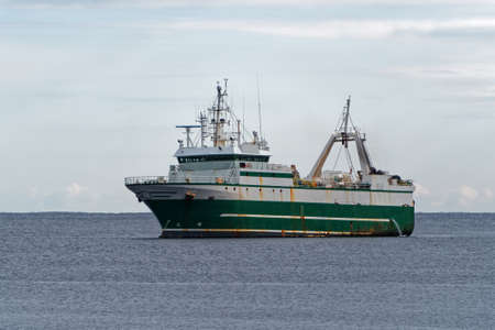 Fishing trawler, Newfoundland and Labrador, Canada.