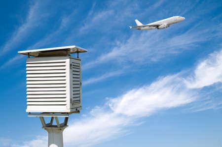 Meteorology Stock Photo