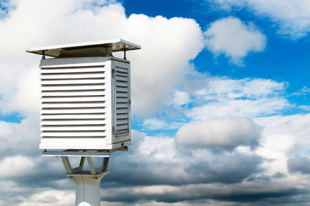 meteorology: Meteorology Stock Photo