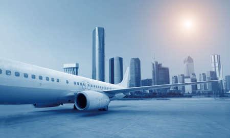 cargo transport: Airplane