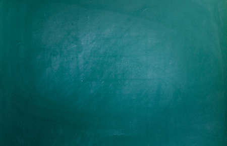 Close up of a Green dirty chalkboard